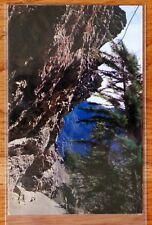 Vintage Postcard Alum Cave Bluff Smokey Mountain National Park L37