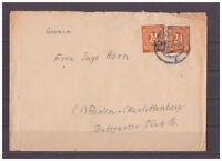 Alliierte Besetzung, MiNr. 925 MeF Regensburg nach Berlin 30.09.1946