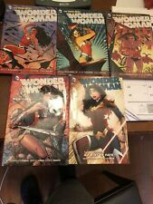 Wonder Woman New 52 HC Hardcover Lot Volumes 1 2 3 7 8