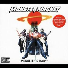 Monolithic Baby! [PA] [Limited] by Monster Magnet (CD, May-2004, Steamhammer)