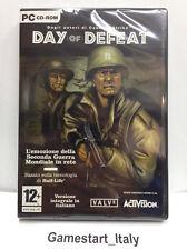 DAY OF DEFEAT (PC) VIDEOGIOCO NUOVO SIGILLATO NEW GAME VIDEOGAMES