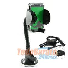 Soporte Coche con brazo + cargador de coche para LG NEXUS 4 E960 L3 L5 L7 L9