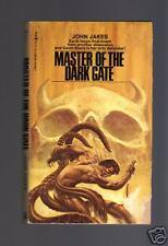 John JAKES Master of the Dark Gate, Lancer 1970 EO