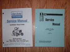 CUB CADET 1810 1811 1812 SERVICE MANUALS SET 4