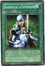 Konami Yu-Gi-Oh! n° 71044499 - Seigneur de la suppression -  SD2-FR016