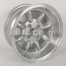Fiat 124 127 128 131 X1 9 Minilite Wheel 7x13 New