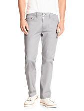5396 Banana Republic Mens Monument Grey Gray Dobby Slim Fit Jeans 34W x 30L $70