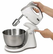 Classic Stand Mixer 5 Speed Kitchen Cooking Dough Bread Cake Blender Baking Hand