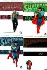 Superman Secret Identity Set Kurt Busiek Stuart Immonen Smallville 1 2 3 4 NM