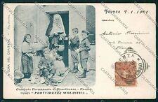 Ravenna Faenza cartolina QK0105