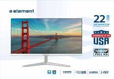 Element, ELEFW2217M, 22″1080p PLS LED Monitor