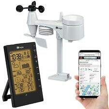 Logia 5-in-1 Indoor/Outdoor Weather Station Remote Monitoring System W/PC | And