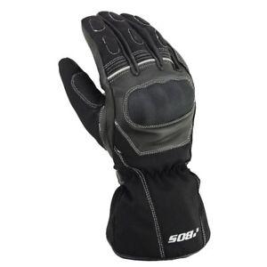 Winterhandschuhe Motorrad + Roller Handschuhe Winter wasserdicht atmungsaktiv