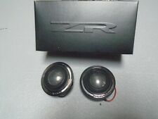 BRAND NEW A PAIR OF JL AUDIO ZR100CT TWEETERS ONLY ZR650