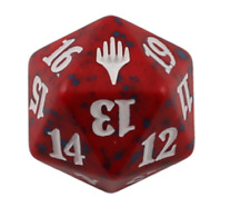 MTG red Spindown Life Counter Planeswalker Symbol