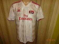 "AC Mailand Original Adidas Junioren Spieler Training Trikot ""Fly Emirates"" Gr.M"