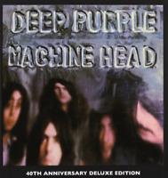 DEEP PURPLE-Machine Head - 40Th Anniversary Edition (UK IMPORT) CD NEW