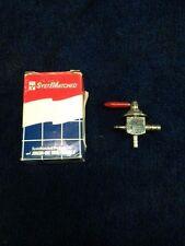 0434790,434790 NOS OMC/Johnson/Evinrude 3-way valve 3&4hp