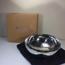 "Michael Aram DREAM Gilded Collection Luna Bowl 13"" Discontinued NEW w/Box"