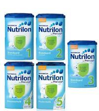 NUTRILON 1 - 2 - 3 - 4 (Dutch)