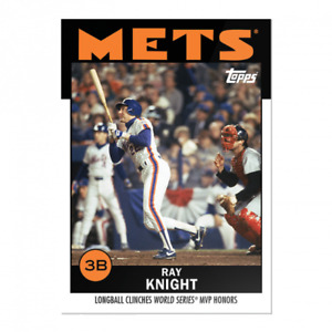 """2021 Topps x ESPN 30for30 - """"Once Upon a Time in Queens"""" - Part 4 New York Mets"""