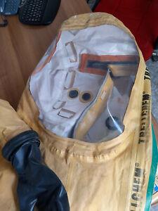 Trellchem VPS Hazmat Schutzanzug Protective Rubber Suit XL