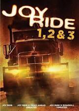 Joy Ride 1, 2  3 (DVD, 2014, 3-Disc Set)  Very good condition