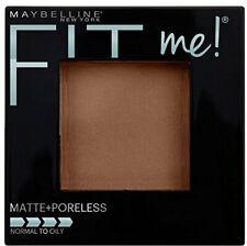 Maybelline Fit Me Matte + Poreless Pressed Face Powder Makeup 360 Mocha 0.29oz