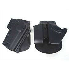 Tactical Holsters For Sig/Sauer 220 226 228 245 225 Paddle CU9 Handcuff Black