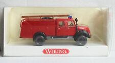 Wiking HO 8634034 Magirus Mercur 125  TLF 16   Feuerwehr  OVP