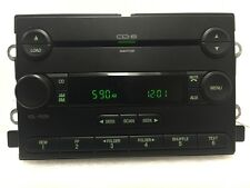 FORD F150 F-150 Truck Radio Stereo 6 Disc Changer MP3 CD Player OEM 04 05 06