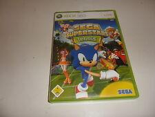 Xbox 360 Sega superestrellas tenis