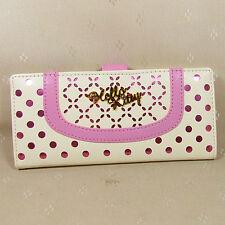 HelloKitty  Credit Card Holder Wallet Purse 2017 New Long Size Cute Pu