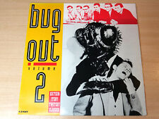 EX-/EX !! Bug Out Volume 2/1991 Candy LP/Garage/Psyche/Monster/Johnny Sharp