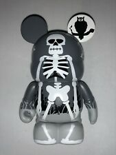 "Disney Vinylmation 3"" Park Silly Symphony Park Set Chaser Skeleton Dance Htf"