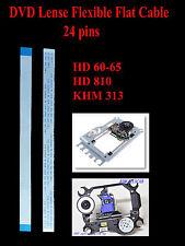 2pcs 24pins AWM 20624 Flexible Flat Cable for HD60-65-HD850,KHM 313 DVD Lense