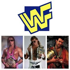Complete WWF New Generation Episodes Collection: Raw, PPV, Extras 1993-1996 WWE