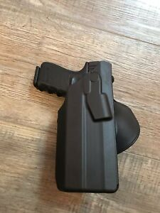 Safariland Model 7378 7TS ALS Concealment Paddle and Belt Loop Combo Holster