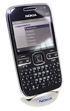 Nokia E72 Black Grey Deutsch QWERTZ Keypad NEW SWAP ORIGINAL UNLOCKED