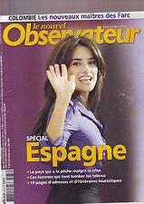 le nouvel observateur  2273 -mai juin 2008