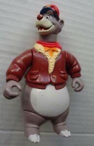 Rare Vintage Nostalgia 1989 Disney/'s Talespin Cake Topper Figure Baloo PVC Cake Topper Figure