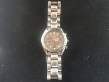 Rare NEXT Mens Fashion Chronograph Watch 10 ATM Water Resistant with New Battery