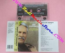 MC MARIO DEL MONACO Un amore cosi'grande 1996 italy DUCK 127-D no cd lp vhs dvd