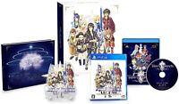 Tales of Vesperia Remaster PS4 10th ANNIVERSARY EDITION JAPAN PlayStation 4
