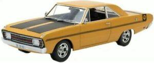 1:18 Diecast Model Car>Gift Idea >1970 Chrysler Valiant VG Pacer 245>Hot Mustard