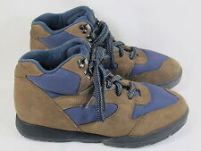 Hi-Tec Lady Montana Brown Leather Hiking Boots Women's 10 M US Excellent