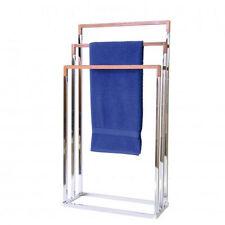 handtuchstangen aus metall f rs badezimmer g nstig kaufen ebay. Black Bedroom Furniture Sets. Home Design Ideas