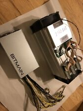 BITMAIN ANTMINER S9 (BITCOIN MINER 13.5 TH/s) With Power Supply READY TO SHIP!