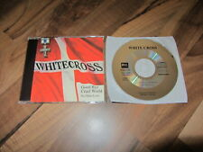 WHITE CROSS Good Bye Cruel World OOP 1994 EUROPEAN CD single