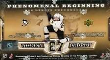 2005-06 (2006) Upper Deck Sidney Crosby Phenomenal Beginnings Sealed Hobby Box